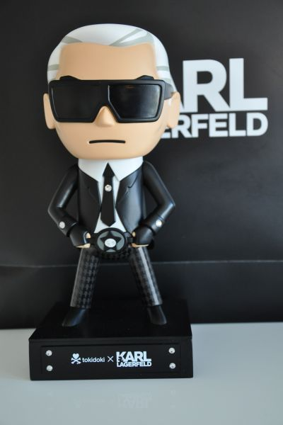 NEW IN:Karl Lagerfeld tokidoki