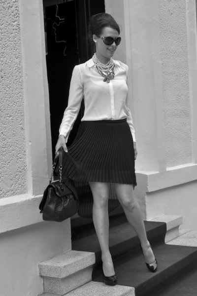 4. Tag: Mein Fashion Week- Outfit