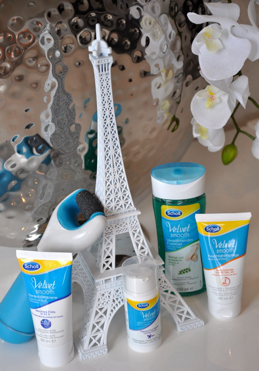 Scholl smooth, Fußpflege, Diamond, Beautyblog, Beautyblogger