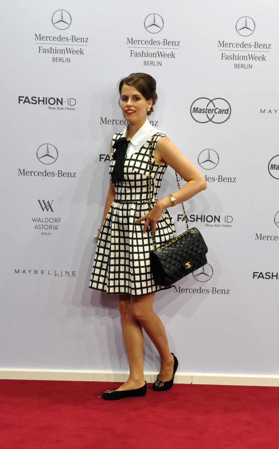Mercedes Benz Fashion Week, Roter Teppich Fashionblogger