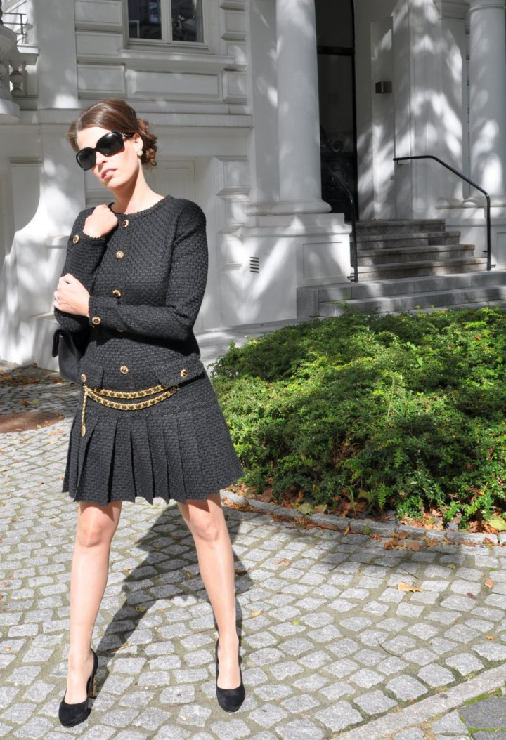 # OOTD: CHANEL LOVES UNIFORM