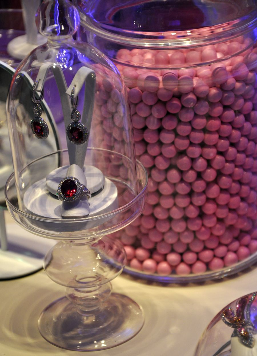 Bucherer Candy Colours Event, Ring