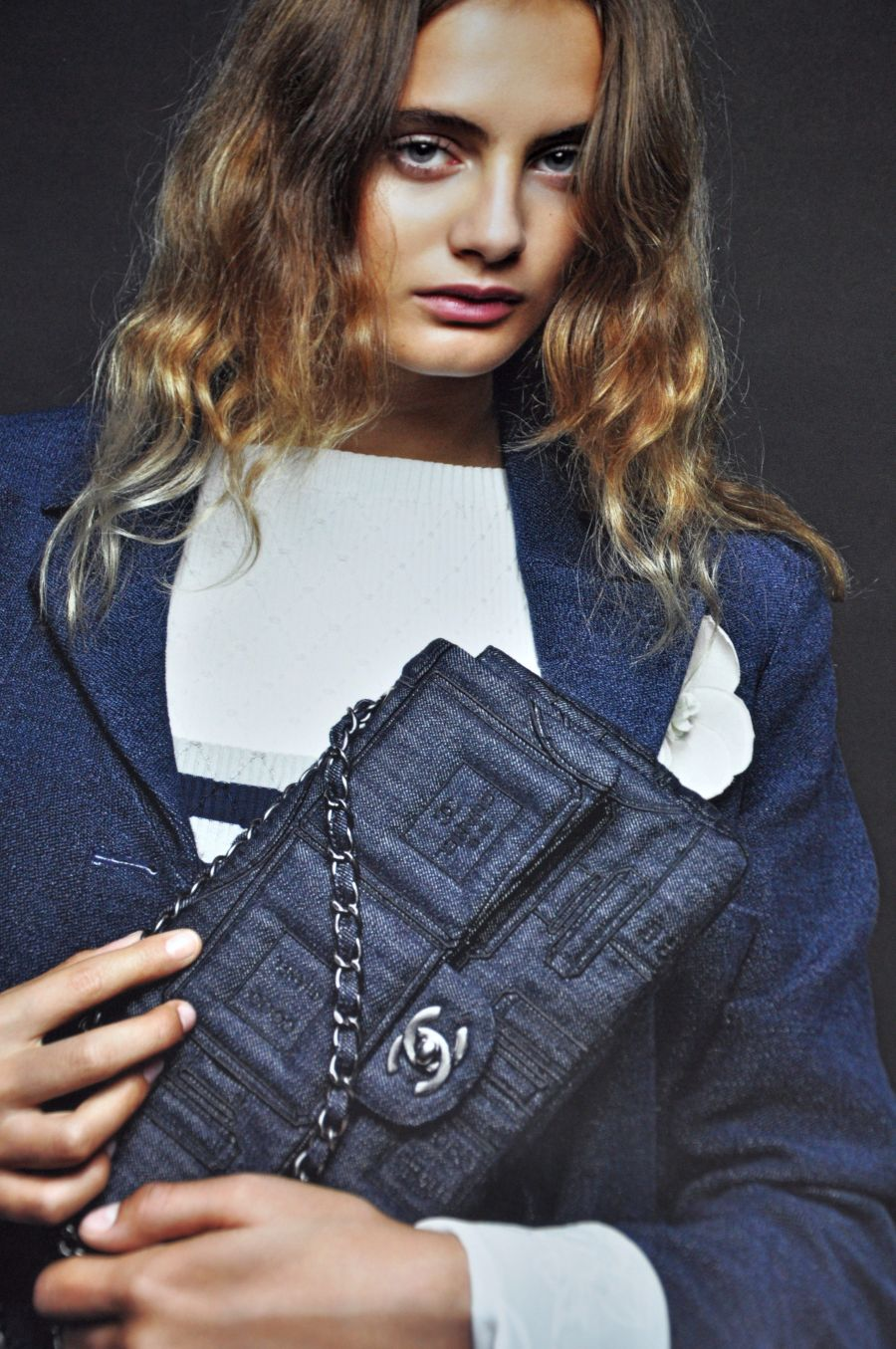 Chanel Spring-Summer 2016 Pre-Collection, Jeans- Blazer