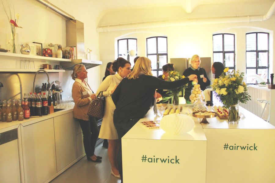 air-wick-expirience-loft-blogger-event