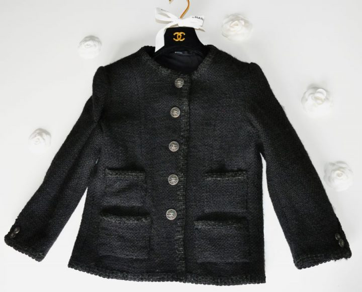 #The little black Couture Jacket