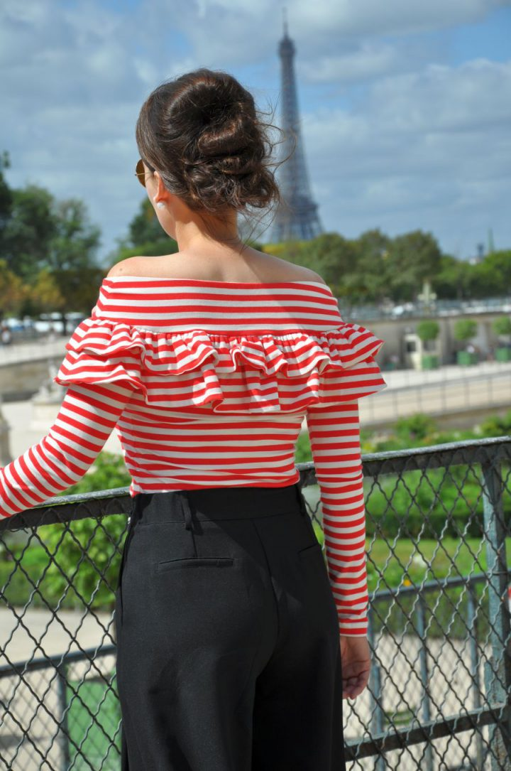 #OOTD: STRIPES LOVES PARIS