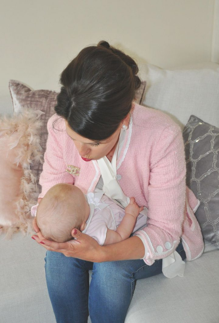 #OOTD: HOME LOOK MIT MINI HANSEATIN